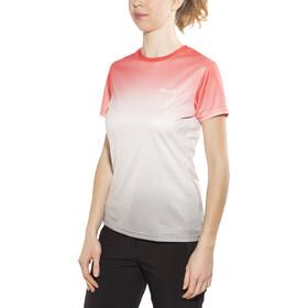 Regatta Fingal III Camiseta Mujer, fiery coral ombre